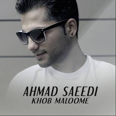 دانلود آهنگ خب معلومه از احمد سعیدی