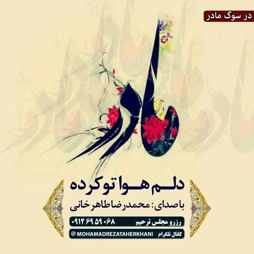 دانلود آهنگ محمد رضا طاهرخانی بنام مادر