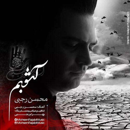 دانلود آهنگ محسن رجبی بنام آشوبم