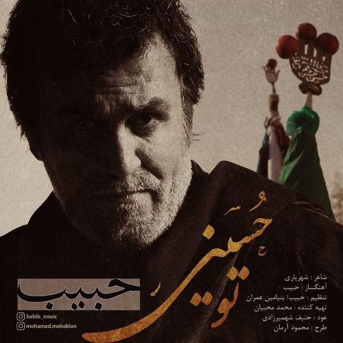 دانلود آهنگ حبیب بنام تو حسینی