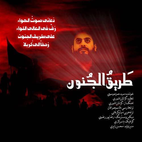 دانلود آهنگ جدید حمزه موسوی به نام طریق الجنون