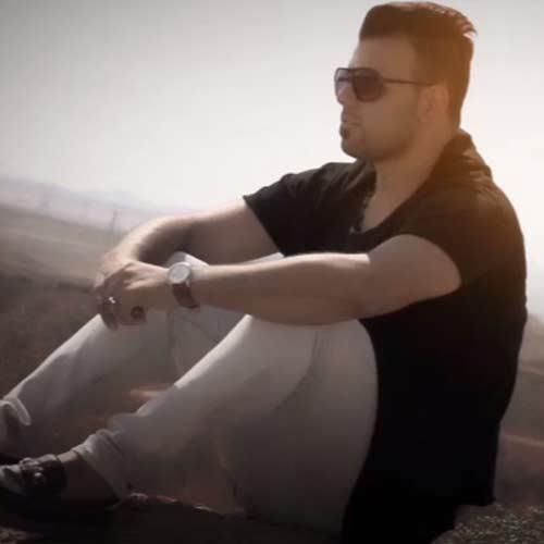 دانلود آهنگ جدید افشین حسنی به نام زدی زیر حرفات