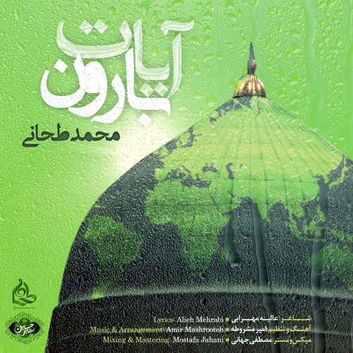 دانلود آهنگ محمد طحانی بنام آیات بارون