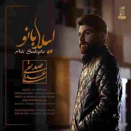 دانلود آهنگ جدید علی صدیقی به نام لیلا