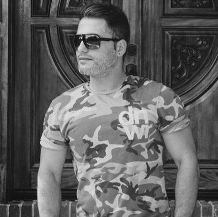 دانلود آهنگ جدید احمد سعیدی به نام من پایم