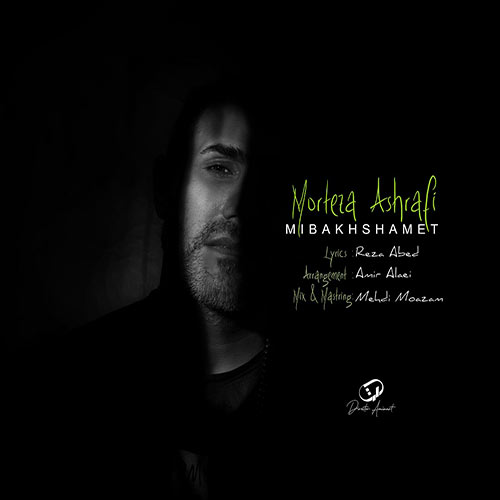 دانلود آهنگ جدید مرتضی اشرفی به نام میبخشمت