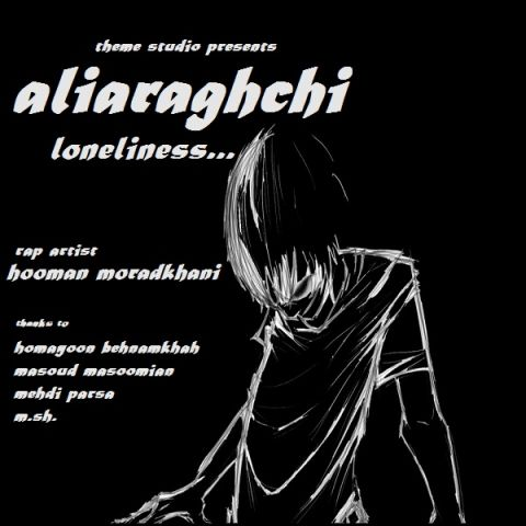دانلود آهنگ علی عراقچی بنام تنهایی