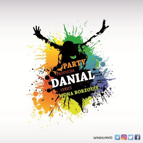 دانلود آهنگ دانیال بنام پارتی